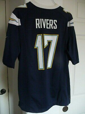 2e1c2fc49 San Diego Chargers Philip Rivers Jersey Youth XL Los Angeles Chargers