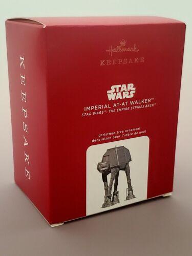 2020 Star Wars AT-AT Imperial Walker HALLMARK CHRISTMAS KEEPSAKE ORNAMENT