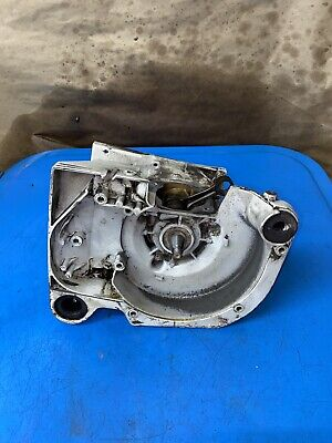 Stihl Ts400 Concrete Demo Saw Crankcase Assembly 3 Bolt Coil Oem