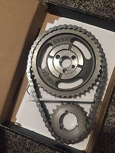 Comp cams camshaft and timing set