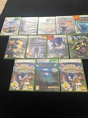 Xbox 360 games bundle  X 12 Game's Used Condition