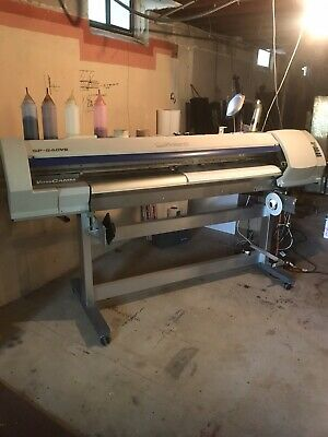 Roland Versacamm Sp-540v 54 Printer - Wide Format Cutter