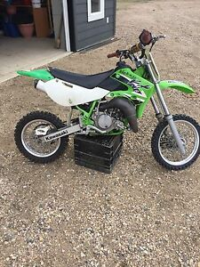 AWESOME  KAWASAKI KX 65