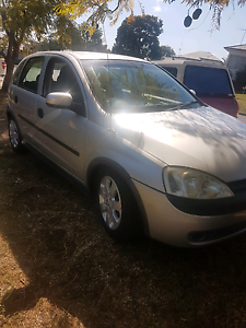 2003 Holden Barina CD Muswellbrook Muswellbrook Area Preview