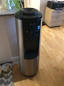 Water cooler/kettle feature.