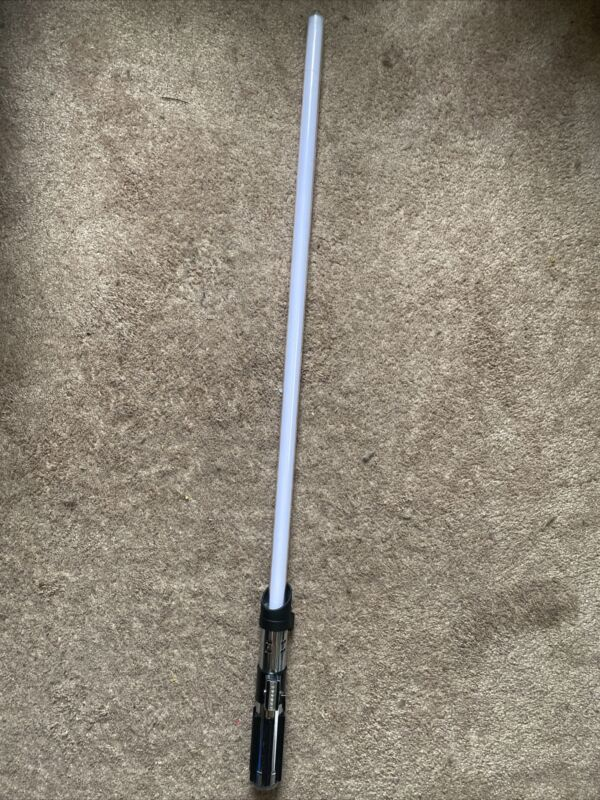 Darth Vader Force FX LightSaber Master Replicas 2007 Not Working Properly