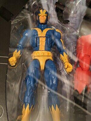 Marvel Legends Hasbro SDCC 2015 Loose Complete Goliath Ant-Man Set