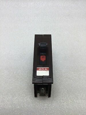 Wadsworth A140 40 Amp 1 Pole 120 Volt Circuit Breaker