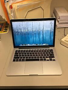 Apple MacBook Pro 13 Retina with warranty until Oct 2018 Abbotsford Yarra Area Preview