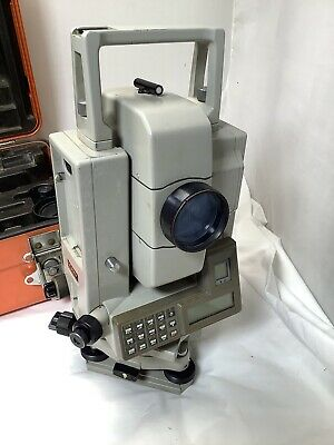 Sokkia Lietz Set3b Total Station Survey Instrument Wcase