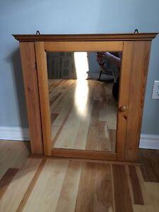 Medicine Cabinet with Mirror / Bathroom Cupboard / Vanity Mirror