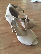 Never worn tony bianco heels size 8.5 Carina Brisbane South East Preview