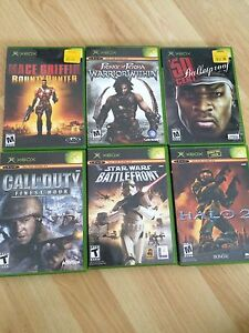 all generation Xbox games