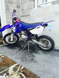 Yz 85 2007