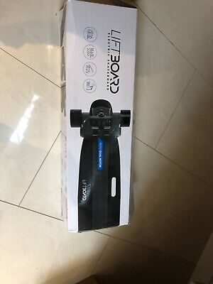 LiftBoard 1800W Dual Motor Electric Skateboard - LIFTBOARD-DUAL-RB