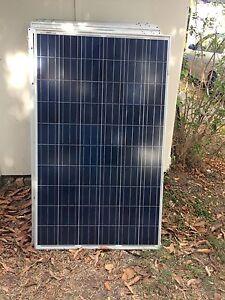 Second hand 250 watt solar panels Urangan Fraser Coast Preview