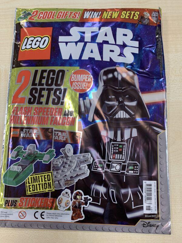 +LEGO+STAR+WARS+MAGAZINE+ISSUE+18++WITH+2+X+LEGO+SETS+