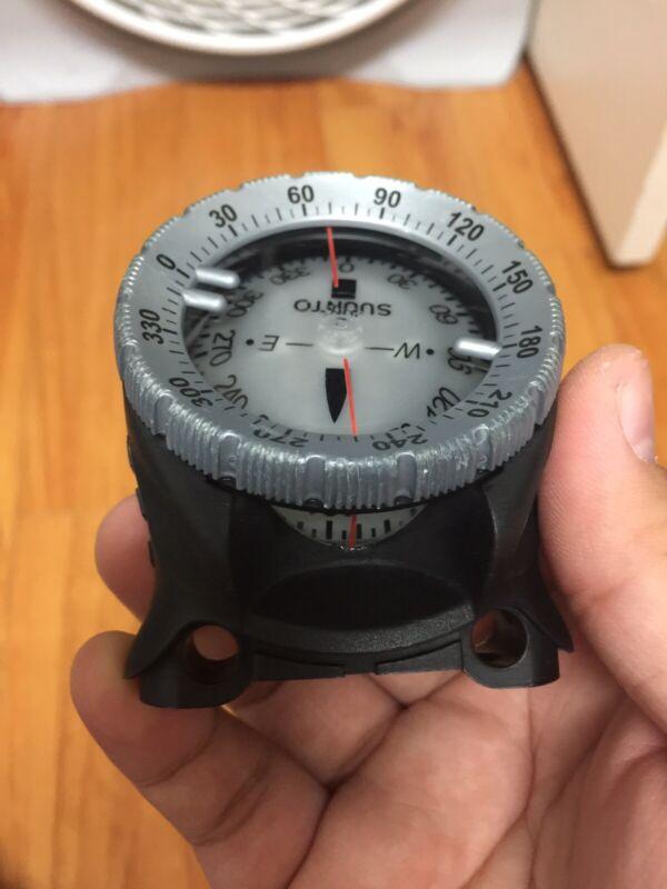 suunto underwater compass
