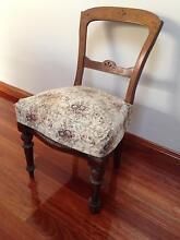 Victorian Dining chair Annandale Leichhardt Area Preview