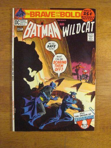 BRAVE & BOLD #97 Batman+ (VF+) Super Nice! Bright, Colorful & Glossy!
