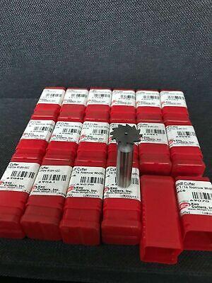 1x New Keo Narrow Width Keyseat Cutter Ksc Hss Rh 1-18x18 - 69160