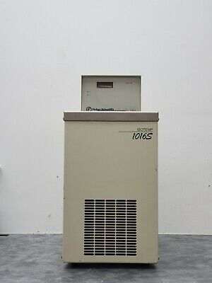 Fisher Isotemp 1016s Recirculating Heating Refrigerating Water Bath Chiller
