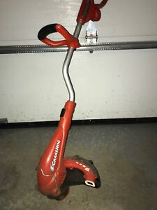 Weed eater (coupe bordure) Black & Decker
