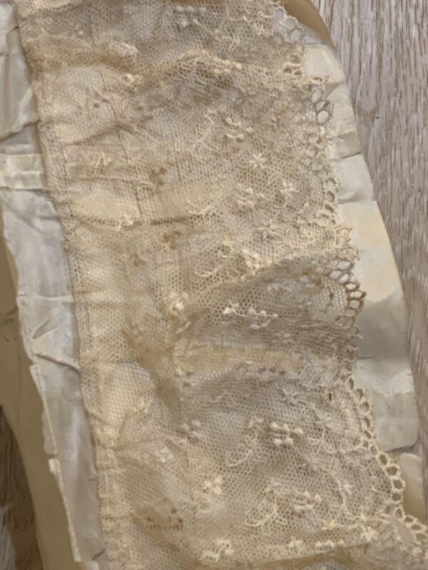 Antique Victorian Fabric