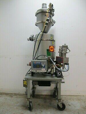 Novatec 30 Hpr 2 Epv 115v Hopper Panel Dryer Plastic Injection Molding Machine