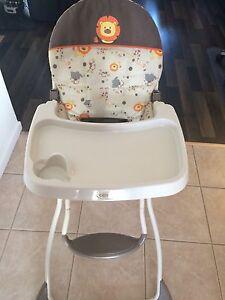 Chaise haute Cosco