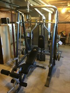 Impex ax-6001 Home Gym