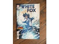 FUTURE FIGHT FIRSTS WHITE FOX #1 Sana Takeda Variant Marvel Comics NM 2019
