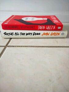 2 John Green Books Great Condition