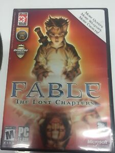 Fable the lost chapters PC