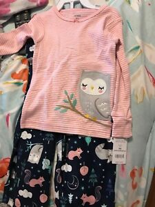 Baby girls and toddler clothes 18-2t several brand name
