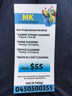 "From $30 Professional ""Regular"" Cleaning Services"