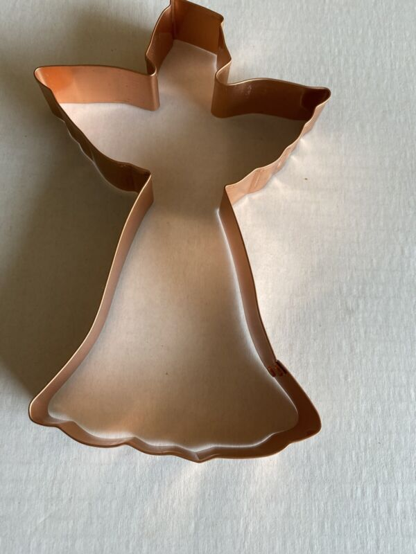 ANGEL Copper Cookie Cutter