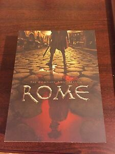 Rome: First Season DVD