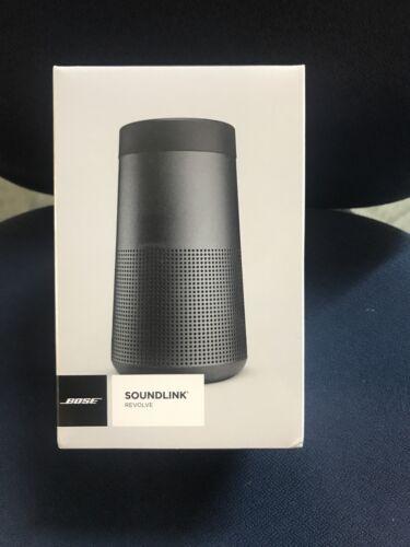 Bose SoundLink Revolve Portable Bluetooth Speaker, True 360