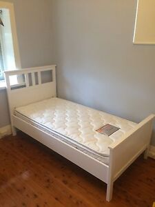 Single bed and mattress Canada Bay Canada Bay Area Preview