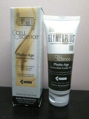 GlyMed Plus Cell Science Photo-Age Protection Cream