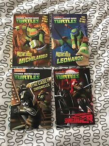 Teenage Mutant Ninja Turtles Books