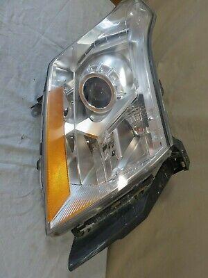 ✅ 10 11 12 13 14 15 16 Cadillac SRX HALOGEN Headlight Lamp Lense Left DRIVER OEM