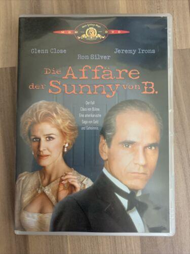 Die Affäre der Sunny von B. - Glenn Close - DVD Rarität - Deutsch
