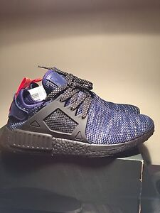 Adidas Nmd XR1 size 9 us blue/ black Toorak Stonnington Area Preview