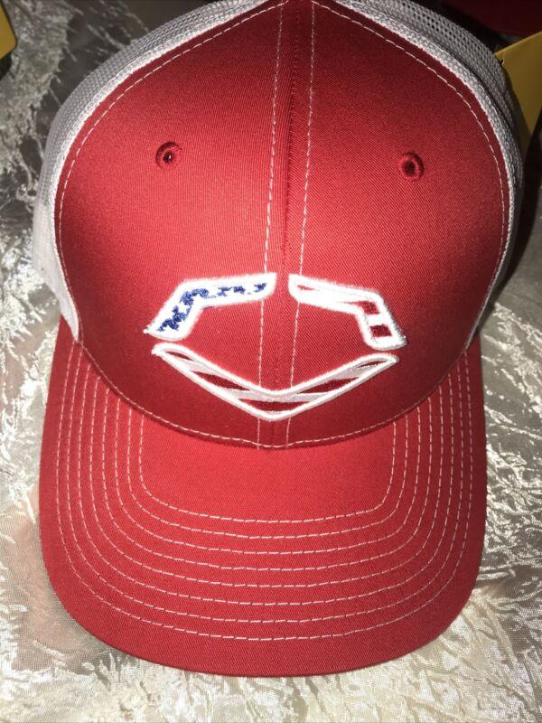 Evoshield Hat Adjustable Red