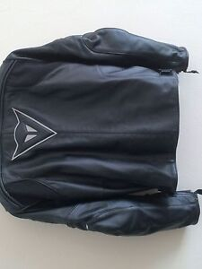 Dainese leather motorbike jacket Maroubra Eastern Suburbs Preview