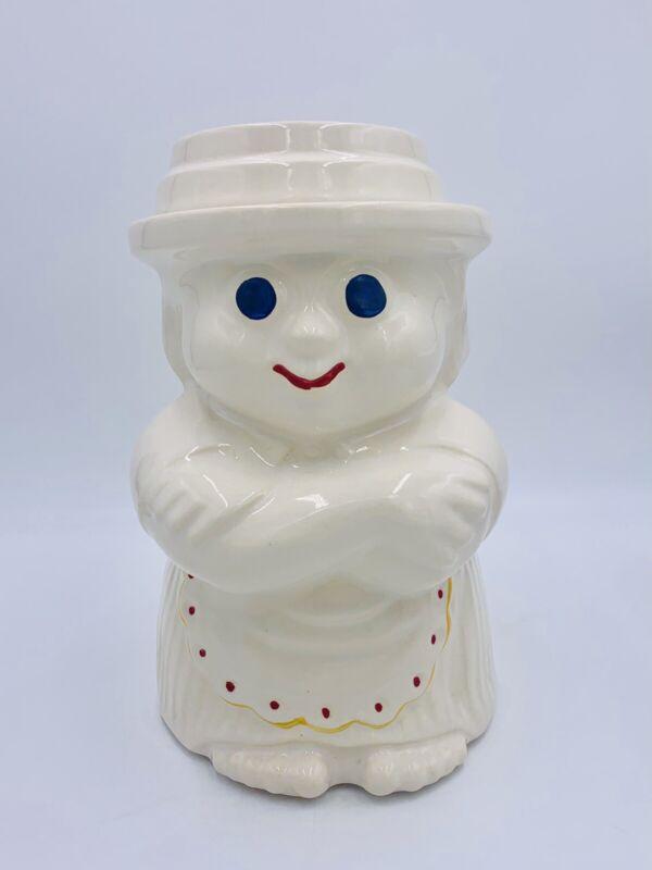 RARE! Vintage Mccoy Pillsbury Dough Girl