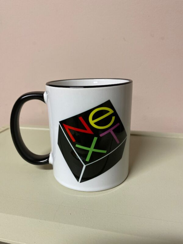 Next Logo Computer 11 Oz Mug