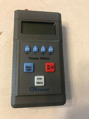 Gn Nettest Gn-6025 Power Meter